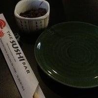 Photo taken at The Sushi Bar 1 by Ky T. on 9/30/2012