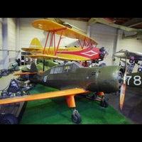 Photo taken at Suomen Ilmailumuseo / Finnish Aviation Museum by Татьяна Ю. on 11/15/2014