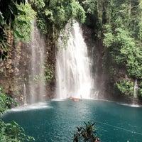 Photo taken at Tinago Falls by Bella M. on 4/7/2015