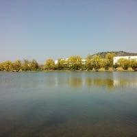Photo taken at Tópark by Attila Á. on 3/30/2014
