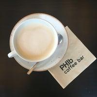 Photo taken at PH1b coffee bar by Jha K. on 3/12/2017