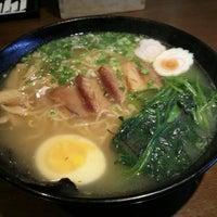 Photo taken at Tomukun Noodle Bar by Rex R. on 3/16/2013