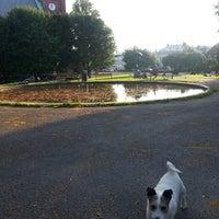 Photo taken at Uranienborgparken by Edward S. on 7/13/2013