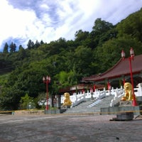 Photo taken at 梨山賓館 by Kevin C. on 8/18/2014