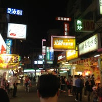 Photo taken at Fengjia Night Market by Kevin C. on 3/20/2013