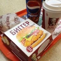 Photo taken at KFC by Tem_Po on 10/10/2012