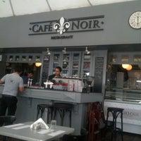 Photo taken at Café Noir by Pria D. on 3/8/2013