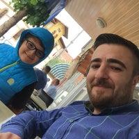 Photo taken at Ulu Camii çay ocağı by Mustafa M. on 7/5/2016