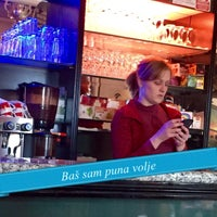 Photo taken at Caffe Bar Kaštel by Just I on 1/12/2015