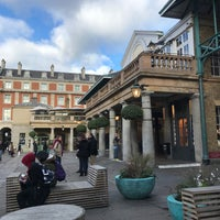 Photo taken at Covent Garden by Ali A. on 1/18/2018