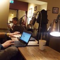 Photo taken at Green Caffè Nero by Paul C. on 12/31/2016