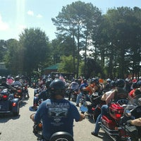 Photo taken at Harley-Davidson of Atlanta by Brian C. on 5/30/2015