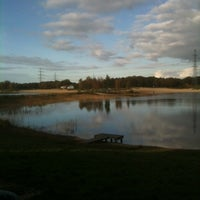 Photo taken at Baggelhuizerplas by Luuk d. on 10/28/2012