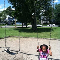 Photo taken at Delaware Park Playground by Paulette B. on 7/28/2013