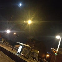 Photo taken at Weaste Metrolink Station by Amith R. on 9/29/2012