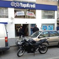 Photo taken at Yapı Kredi Bankası by Cem K. on 1/20/2014