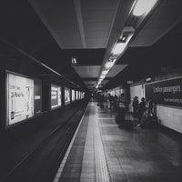 Photo taken at Gautrain Rosebank Station by Roy P. on 7/6/2013