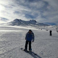 Photo taken at Erciyes Arlberg Sport by Coş on 2/4/2013