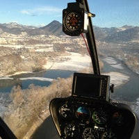 Photo taken at Helispin - Helicopter Flight School by Helispin l. on 1/15/2013