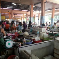 Photo taken at Pasar Air Panas by Chew Y. on 12/22/2012