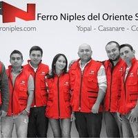 Photo taken at Ferro Niples Del Oriente SAS by Rodrigo M. on 8/1/2013