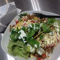 Photo taken at Tuzo Mexican Kitchen by Colin B. on 5/23/2013