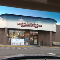 Photo taken at Tauer's Supervalu by Cory J. on 11/30/2012