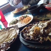 Photo taken at El Azteca by Derek L. on 1/30/2016