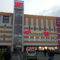 Das Foto wurde bei Юлмарт von Roman D. am 10/4/2012 aufgenommen