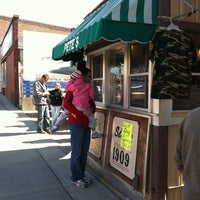 Photo taken at Pete's Hamburger Stand by Scott B. on 10/7/2012