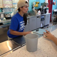 Photo taken at Ben & Jerry's by Leah C. on 5/18/2013