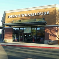 Photo taken at Men's Wearhouse by Riley Kaua K. on 11/21/2012