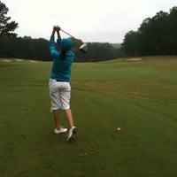 Photo taken at Heritage Golf Club by Mel J. on 9/29/2012