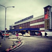 Photo taken at Berlin Schönefeld Airport (SXF) by Jan K. on 10/22/2012