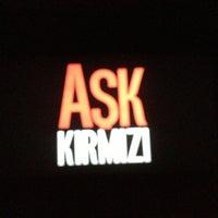 Photo taken at Cinemarine by Fatoş K. on 3/19/2013