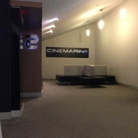 Photo taken at Cinemarine by Fatoş K. on 2/23/2013
