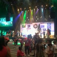 Photo taken at GKPB Fajar Pengharapan by Yosua H. on 12/25/2012