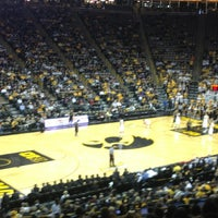 Photo taken at Carver-Hawkeye Arena by Jason B. on 2/28/2013