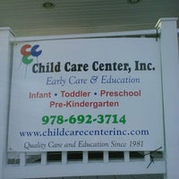 Photo taken at The Child Care Center by Michele L. on 3/22/2013