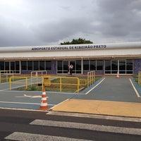 Photo taken at Aeroporto de Ribeirão Preto / Doutor Leite Lopes (RAO) by Letícia M. on 5/27/2013