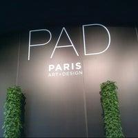 Photo prise au Paris Art & Design (PAD) par Arnaud B. le3/29/2013
