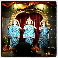 Photo taken at Fremont Hindu Temple by Ashutosh S. on 8/29/2013