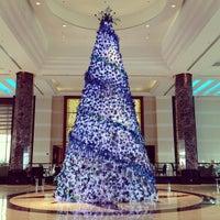 Photo taken at Radisson Blu Hotel Cebu by Peter Alfred on 12/26/2012