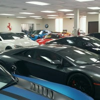 Photo taken at Empire Exotic Motors by John S. on 12/8/2016