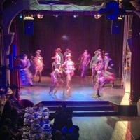 Снимок сделан в Ресторан «Тройка» пользователем Павел О. 12/29/2012