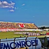 Foto tirada no(a) Estádio Romildo Vitor Gomes Ferreira por Rodrigo B. em 4/21/2013