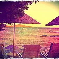 7/14/2013 tarihinde Fusun B.ziyaretçi tarafından Mor Plaj'de çekilen fotoğraf