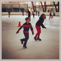 Photo taken at Yerba Buena Ice Skating & Bowling Center by Paul C. on 4/5/2013
