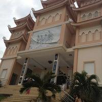 Photo taken at Nhà Thờ Mũi Né by tri l. on 7/20/2013