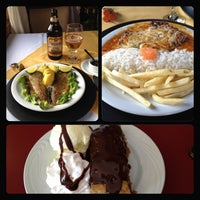Photo taken at Restaurante Pucci by Vanessa M. on 1/9/2013